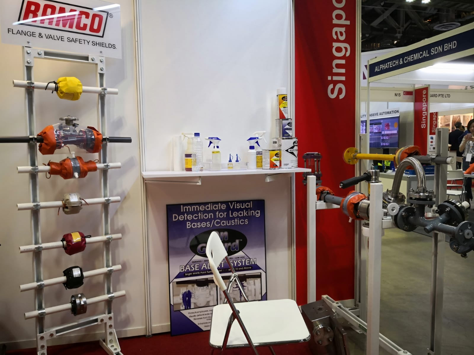 News | Almarc Engineering – PTFE Lined Piping Manufacturer